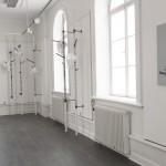 Installationen Flickor och fåglar